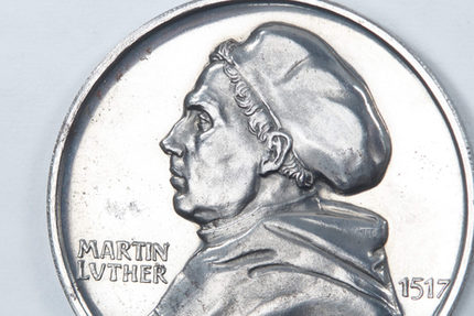 Medaille Luther
